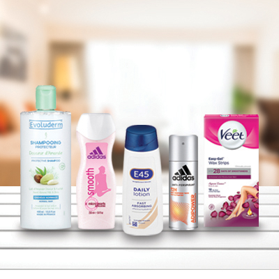 Personal Care Home Deliveries Mauritius