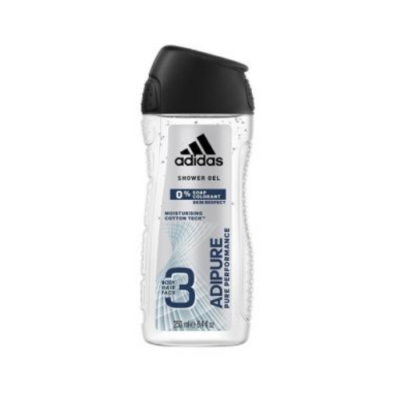 Adidas Shower Gel Adipure for him – 250ml - Grays Home Delivery