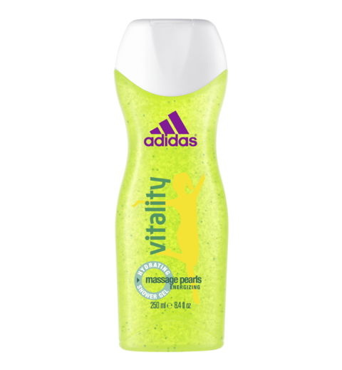 Adidas Shower Gel Vitality for her – 250ml - Grays Home Delivery