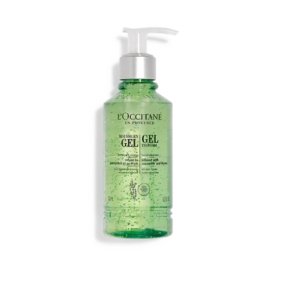 L'Occitane Gel To-Foam Facial Cleanser – 200ML - Grays Home Delivery