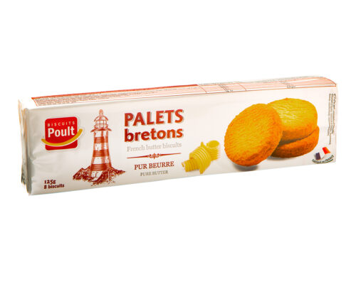 POULT PALETS BRETONS – 125G - Grays Home Delivery