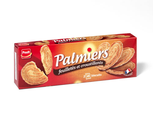 POULT PALMIERS – 100G - Grays Home Delivery