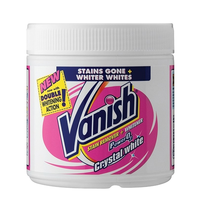 Vanish Oxi Action Crystal White Powder – 400g - Grays Home Delivery
