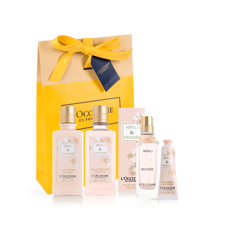 NEroli & OrchidEe Luxury Collection - Grays Home Delivery