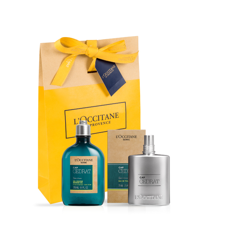 Cap Cedrat Gift set - Grays Home Delivery