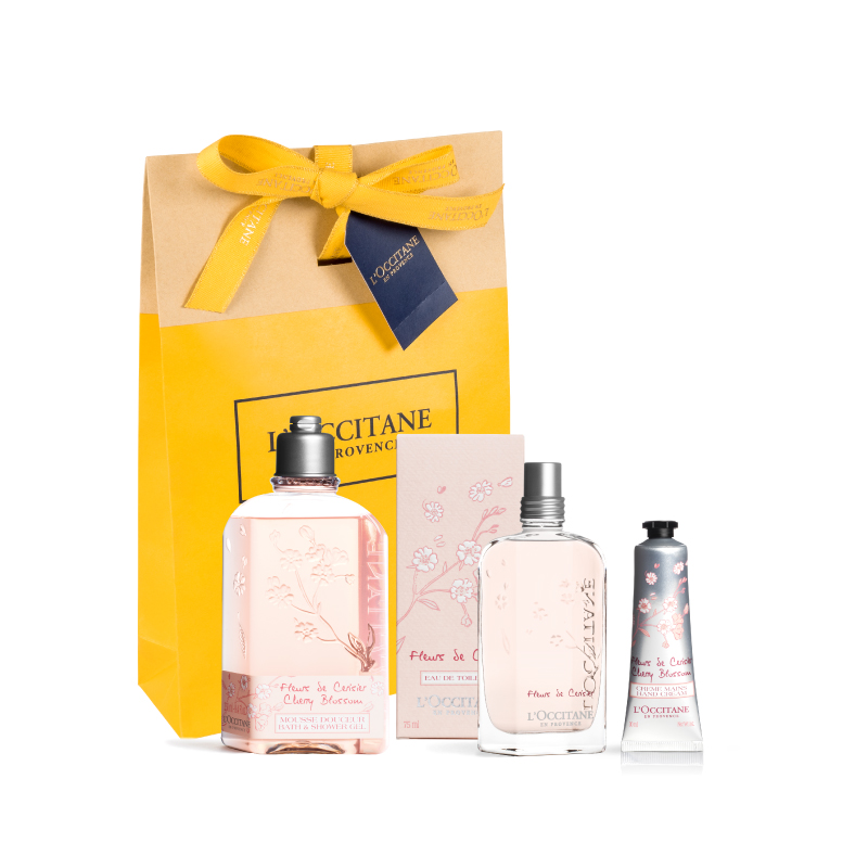 Cherry Blossom Luxury Collection - Grays Home Delivery