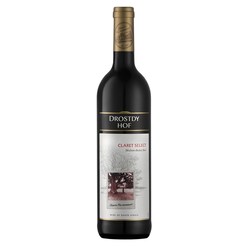 DROSTDY HOF CLARET – 375ML - Grays Home Delivery