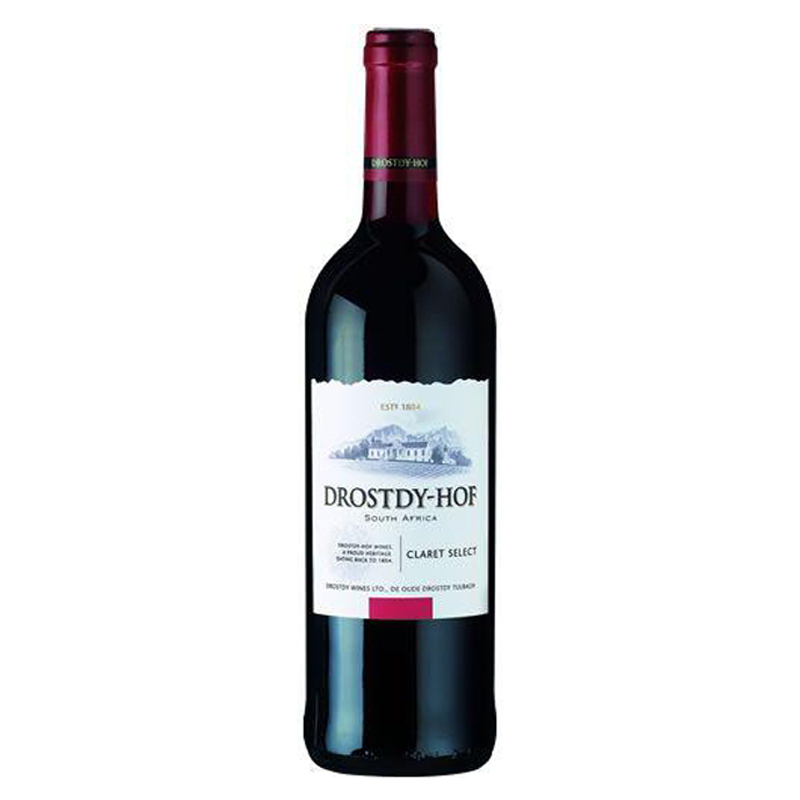 DROSTDY HOF CLARET – 750 ML - Grays Home Delivery