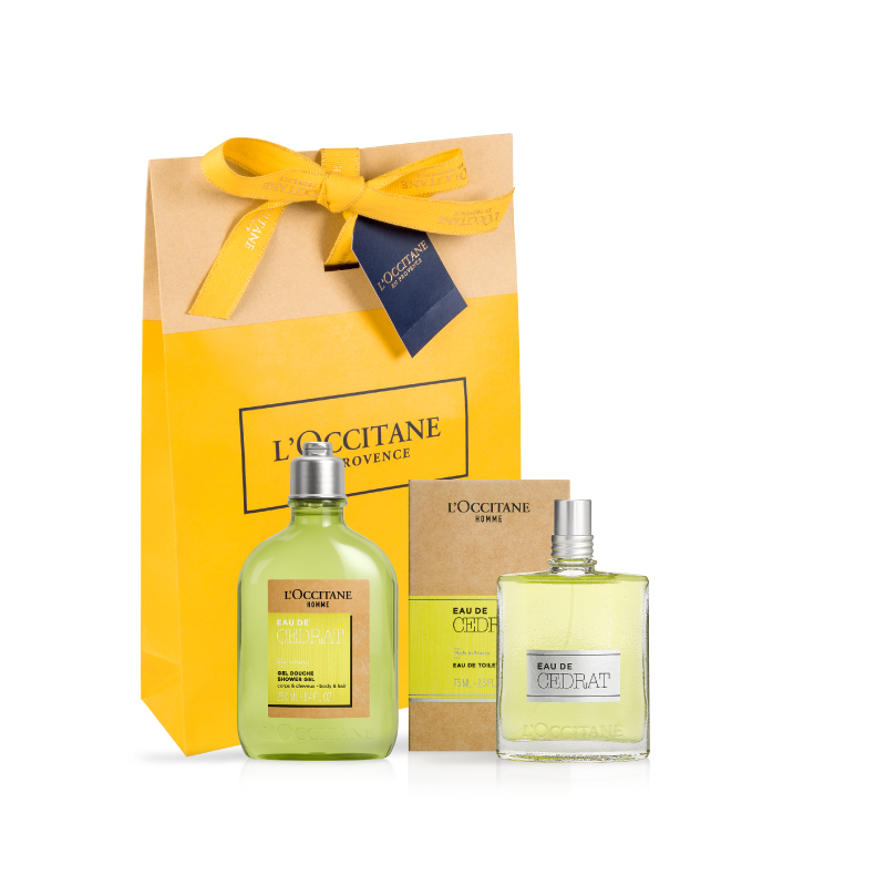 Eau de Cedrat Duo Gift set - Grays Home Delivery