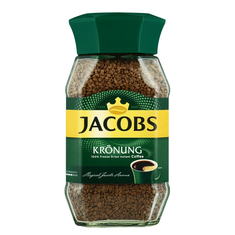 JACOBS KRONUNG INSTANT COFFEE – 200G - Grays Home Delivery
