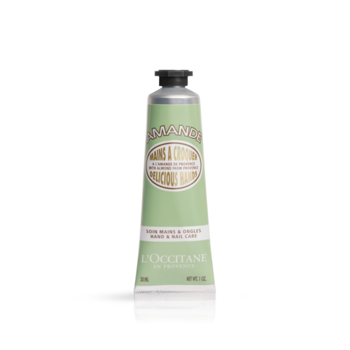 L'OCCITANE ALMOND DELICIOUS HANDS – 30ML - Grays Home Delivery