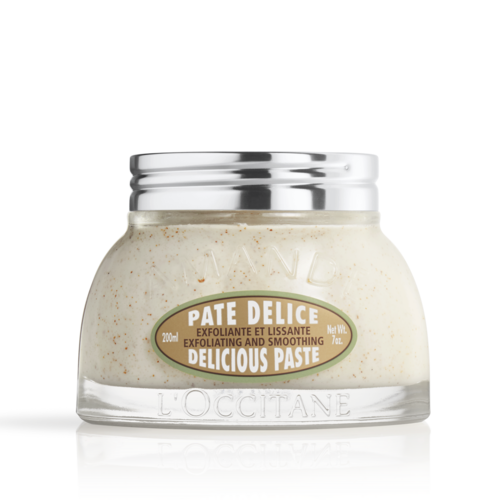 L'OCCITANE ALMOND DELICIOUS PASTE BODY SCRUB – 200ML - Grays Home Delivery