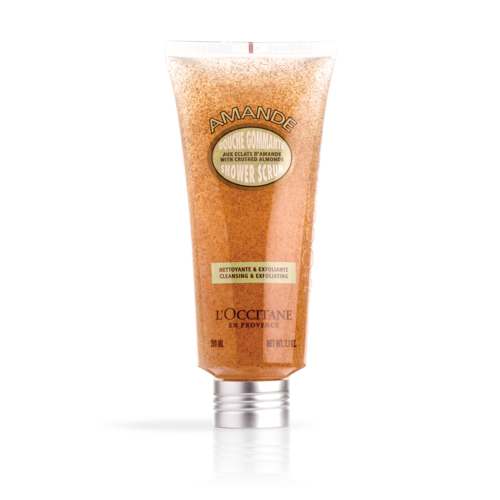 L'OCCITANE ALMOND SHOWER SCRUB – 200ML - Grays Home Delivery