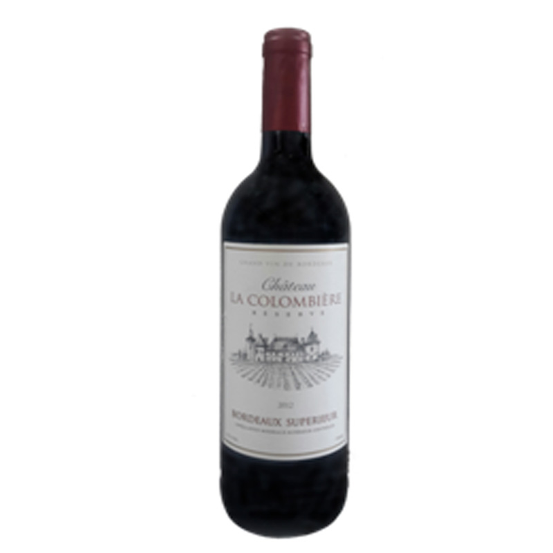 LA COLOMBIERE BORDEAUX  – 750ML - Grays Home Delivery