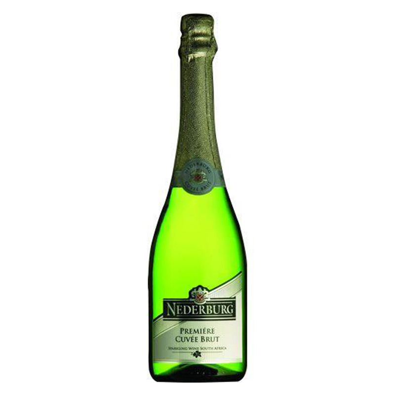 NEDERBURG CUVEE BRUT BL – 750ML - Grays Home Delivery