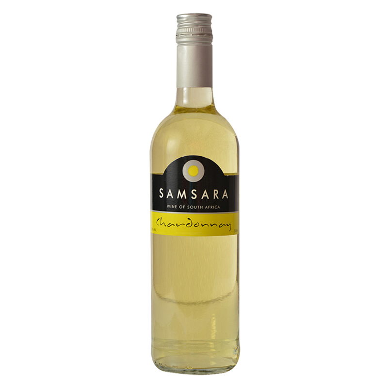 SAMSARA CHARDONNAY – 750ML - Grays Home Delivery