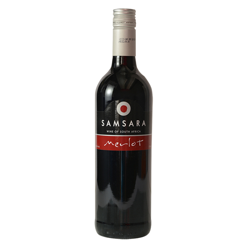SAMSARA MERLOT – 750ML - Grays Home Delivery