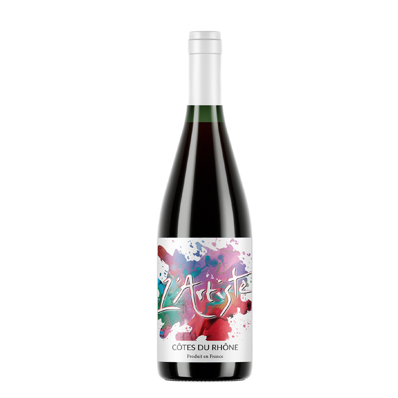 L'ARTISTE COTES DU RHONE – 750ML - Grays Home Delivery