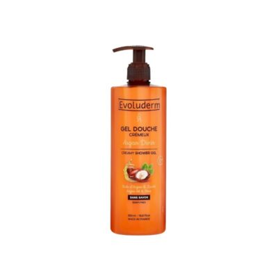 Evoluderm Argan Divin Creamy Shower Gel – 500ml - Grays Home Delivery