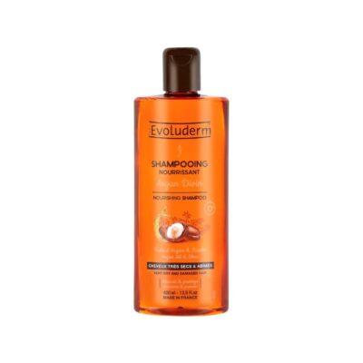 Evoluderm Argan Divin Nourishing Shampoo – 400ml - Grays Home Delivery