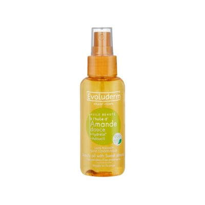 Evoluderm Beauty Oil with Sweet Almond – 100ml - Grays Home Delivery