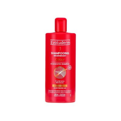 Evoluderm Color Regenerating Shampoo – 400ml - Grays Home Delivery
