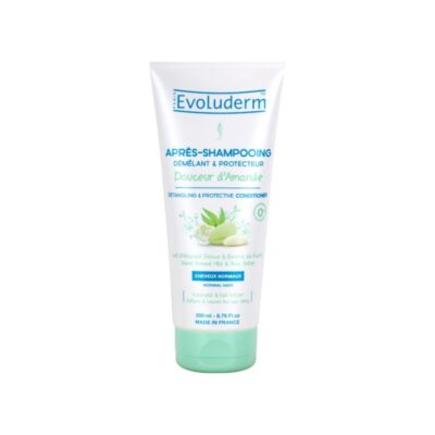 Evoluderm Douceur d'Amande Detangling and Protective Conditioner – 200ml - Grays Home Delivery