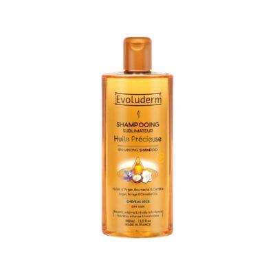 Evoluderm Huile Précieuse Enhancing Shampoo – 400ml - Grays Home Delivery