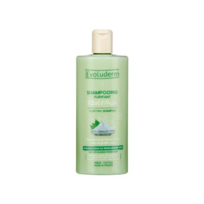 Evoluderm Rituel d'Argile Purifying Shampoo – 400ml - Grays Home Delivery