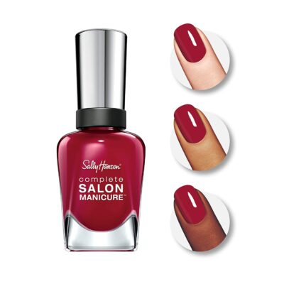 Sally Hansen Salon Manicure 575 – Red-Handed - Grays Home Delivery