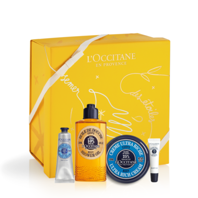 CLASSIC SHEA COLLECTION Giftset - Grays Home Delivery