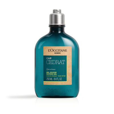 L'Occitane Cap Cedrat Shower Gel- 250ml - Grays Home Delivery