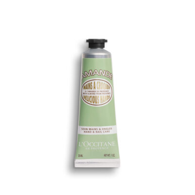 L'Occitane Almond Delicious Hand Cream – 30ml - Grays Home Delivery