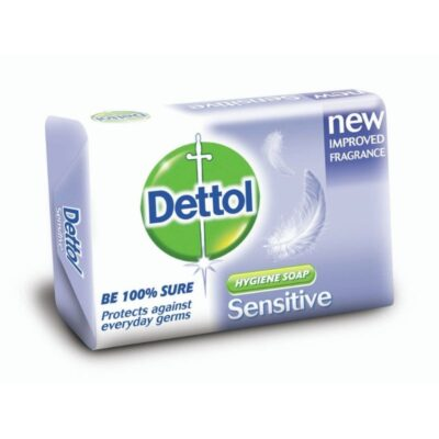 Dettol Soap Sensitive – 175g - Grays Home Delivery