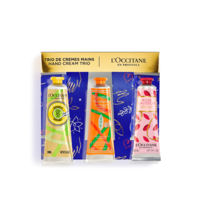 Holiday Hand Cream Trio - Grays Home Delivery