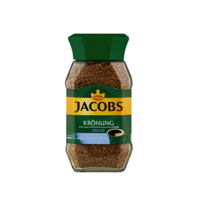 JACOBS KRONUNG DECAF DAY & NIGHT 100G - Grays Home Delivery