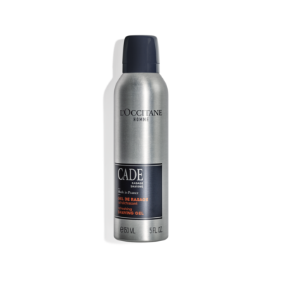 L'Occitane Cade Refreshing Shaving Gel – 150ml - Grays Home Delivery