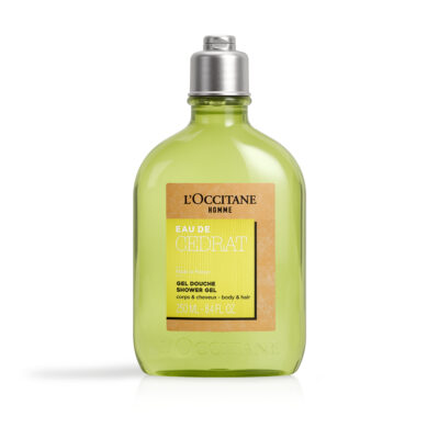 L'Occitane Cedrat Shower Gel – 250ml - Grays Home Delivery