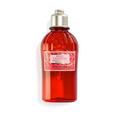 L'Occitane Rose Calisson Shower Gel – 250ml - Grays Home Delivery