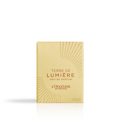 L'Occitane Terre De Lumiere Eau de Parfum – 5ml - Grays Home Delivery