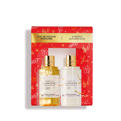 The Terre De Lumiere Holiday Shower Duo - Grays Home Delivery