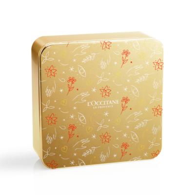 Terre De Lumiere Holiday Quatuor Tin Box - Grays Home Delivery