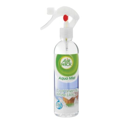Airwick Aquamist Cool Linen & Almond – 345ml - Grays Home Delivery