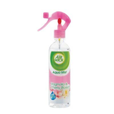 Airwick Aquamist Magnolia & Cherry Blossom – 345ml - Grays Home Delivery
