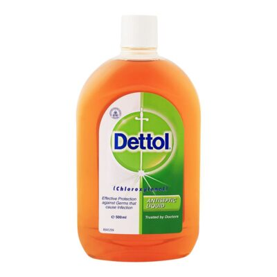 Dettol Liquid Antiseptic – 500ml - Grays Home Delivery