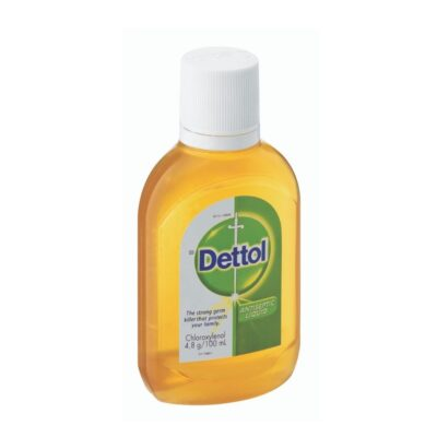 Dettol Liquid Antiseptic – 50ml - Grays Home Delivery
