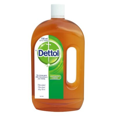 Dettol Liquid Antiseptic – 750ml - Grays Home Delivery
