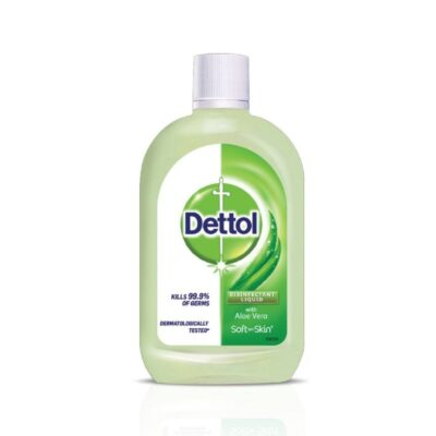 Dettol Liquid Antiseptic Aloe Vera – 125ml - Grays Home Delivery