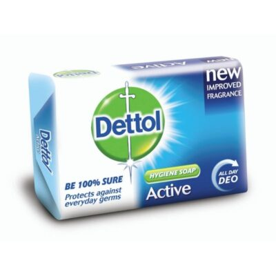 Dettol Soap Active – 90g - Grays Home Delivery