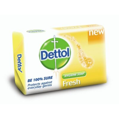 Dettol Soap Fresh – 175g - Grays Home Delivery